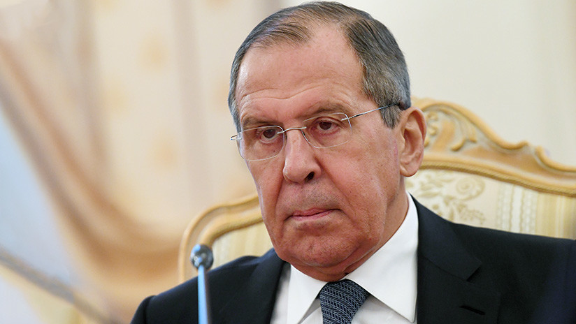 """Lavrov: """"Bombardeos en Yugoslavia, una agresión para dominar el mundo que no les enseñó nada a EE.UU. y sus aliados"""""""