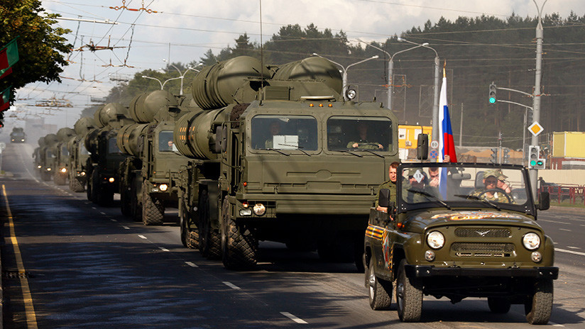 ¿Un 'asesino' de S-400? EE.UU. desarrollaun misil antirradar para destruir las defensas aéreas enemigas