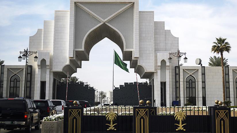 a166da627067 Corte Real de Arabia Saudita en Riad.