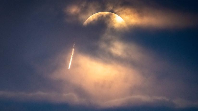 ¿Meteorito o invasión alienígena? Explican el origen de un misterioso objeto que iluminó el cielo de Los Ángeles (VIDEO)