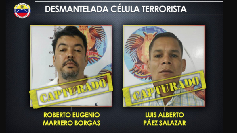 Detienen al colaborador de Guaidó por supuesto nexo con