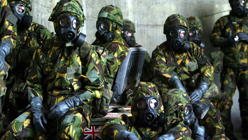 Un equipo militar especial es activado en un búnker antinuclear en Reino Unido por temor a un Brexit sin acuerdo