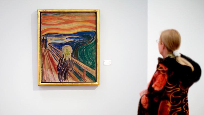 ¿Alguien grita en 'El Grito' de Munch?: Un nuevo descubrimiento desmonta las anteriores teorías sobre la obra
