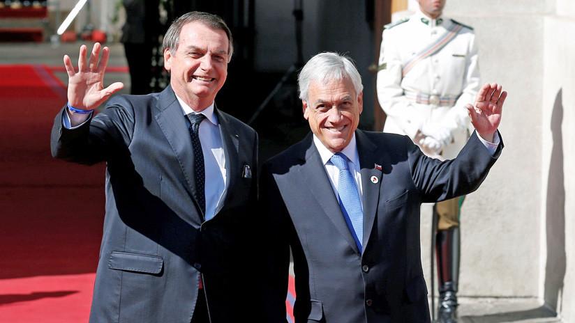 Bolsonaro se reúne con Piñera en Chile para sellar otra nueva alianza estratégica