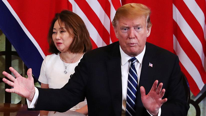 """Trump ordena anular las sanciones adicionales de EE.UU. contra Corea del Norte """"porque le gusta Kim"""""""