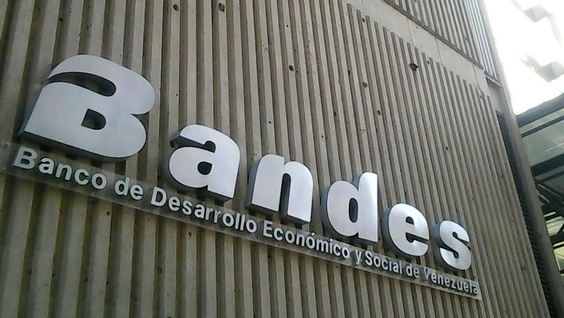 Sancionados BANDES, Banco de Venezuela, Bicentenario Prodem — EEUU