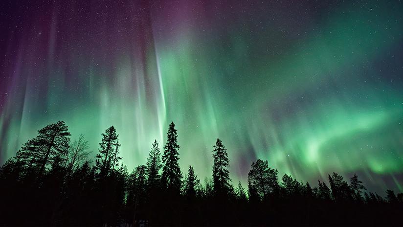 Una rara tormenta solar producirá auroras boreales en zonas inusuales este fin de semana