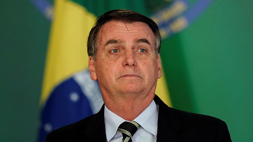 """Bolsonaro, sobre la preservación del medio ambiente: """"Brasil no le debe nada al mundo"""""""