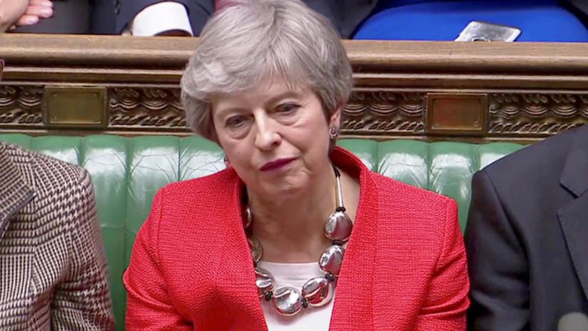 """El parlamentario Nigel Evans afirma que la dimisión de May """"está absolutamente garantizada, es solo cuestión del tiempo"""""""