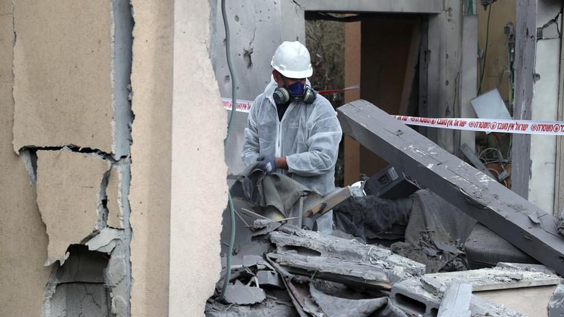 Varios heridos en el norte de Tel Aviv por la explosión de dos proyectiles