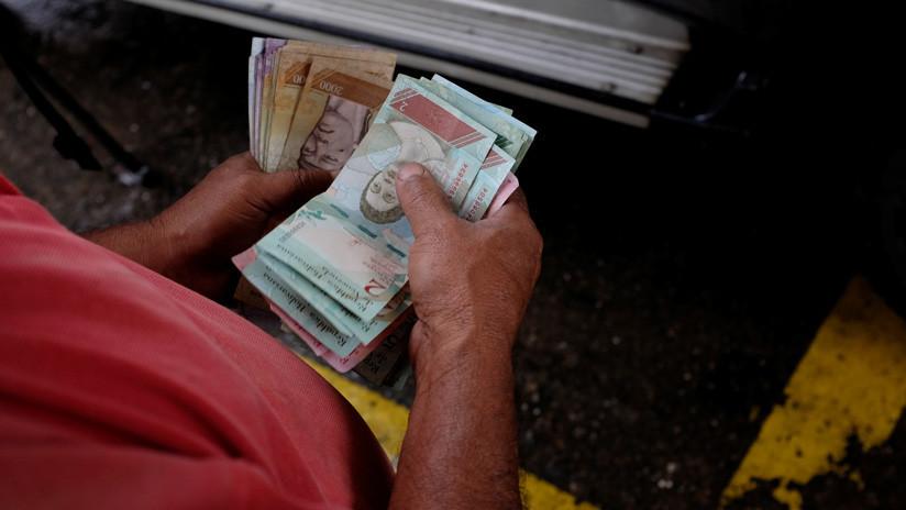 """Venezuela denuncia el robo de más de 30.000 millones de dólares """"bajo las órdenes de Trump"""""""