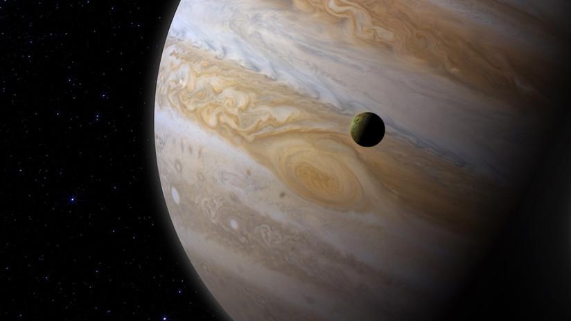 El misterio de la formación de Júpiter, al descubierto