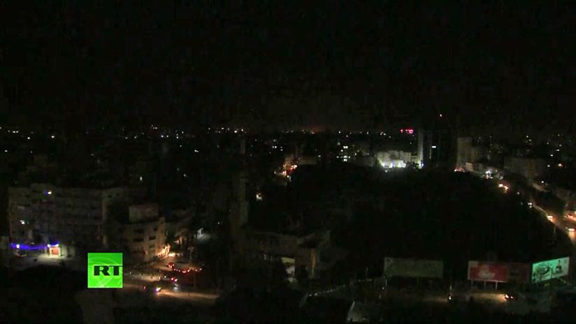 VIDEO: Así está la Franja de Gaza después de que Trump reconociera la soberanía de Israel sobre los Altos del Golán