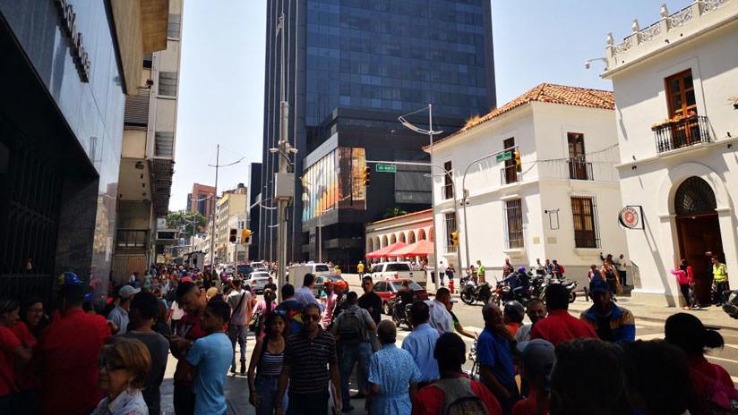 Un nuevo apagón deja sin luz varias zonas de Caracas y otras regiones de Venezuela