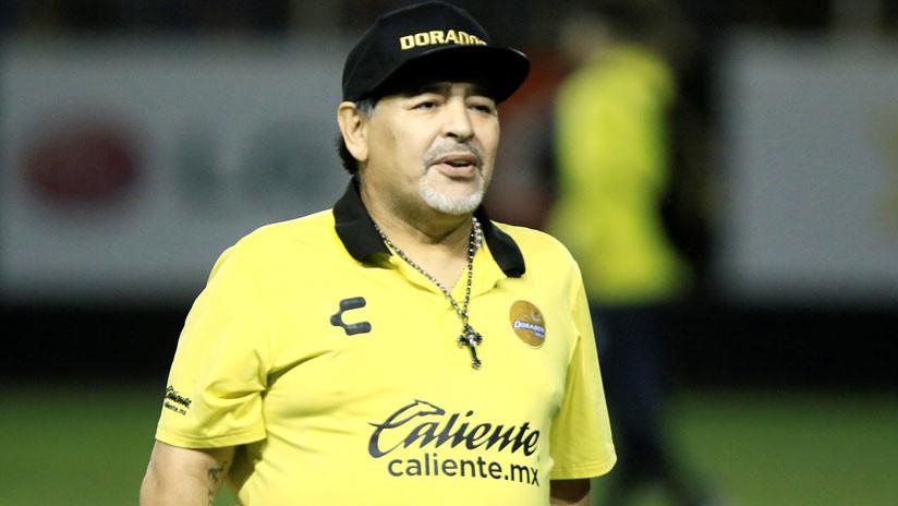 """""""No veo películas de terror"""": La dura crítica de Maradona a la selección argentina tras la derrota ante Venezuela"""