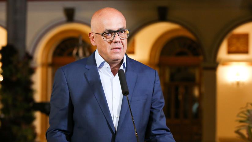 Jorge Rodríguez: Falla eléctrica fue un nuevo