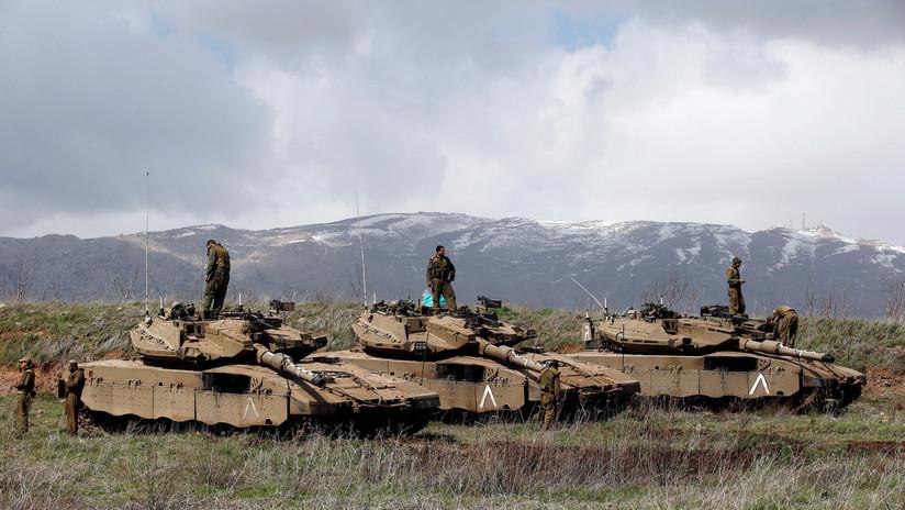 """Arabia Saudita """"rechaza y denuncia"""" el reconocimiento de EE.UU. de la soberanía israelí sobre los Altos del Golán"""