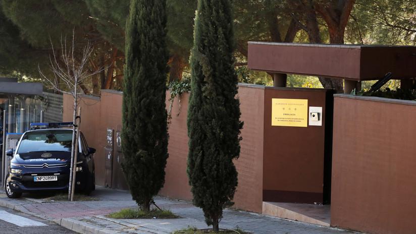 La banda que asaltó la embajada de Corea del Norte en Madrid estaba liderada por un mexicano y avisó al FBI