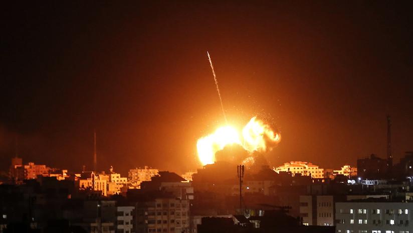 Israel y Palestina rompen el alto el fuego con un intercambio de ataques