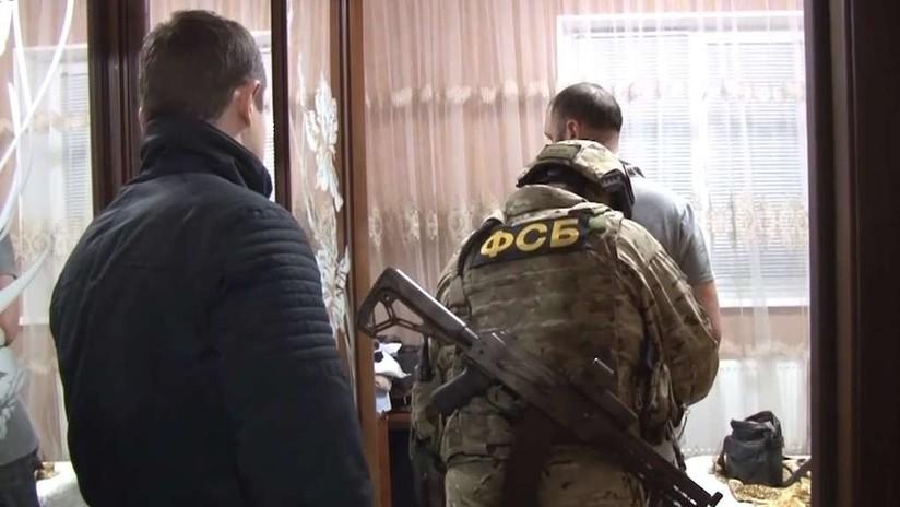 Detienen a 20 miembros de la organización terrorista Hizb ut Tahrir en Crimea