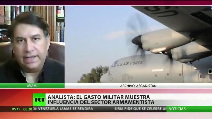Pompeo defiende ante el Congreso de EE.UU. recortes presupuestarios en diplomacia y un aumento del gasto militar