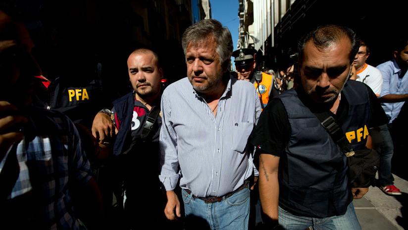 La justicia argentina declara 'en rebeldía' al fiscal acusado de espionaje y extorsión que investiga la causa de los 'cuadernos'