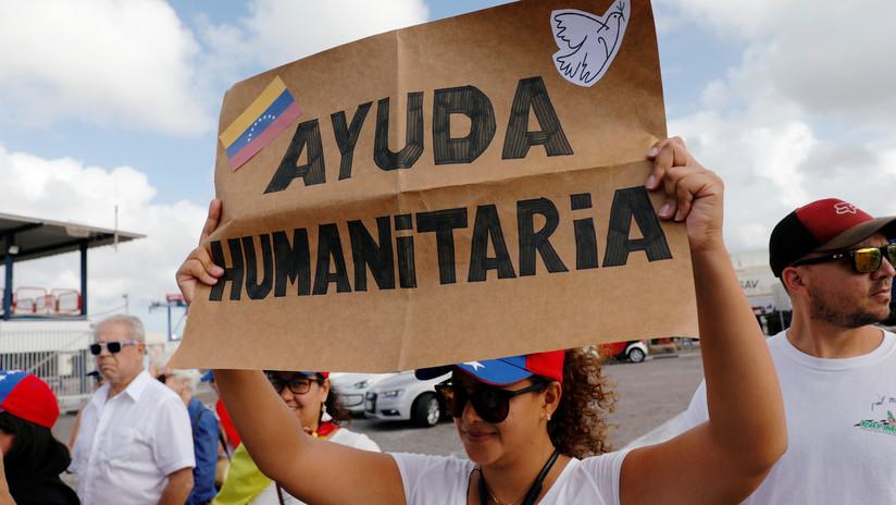 Rusia: Curazao podría ser la plataforma para una intervención en Venezuela con el pretexto de la ayuda humanitaria