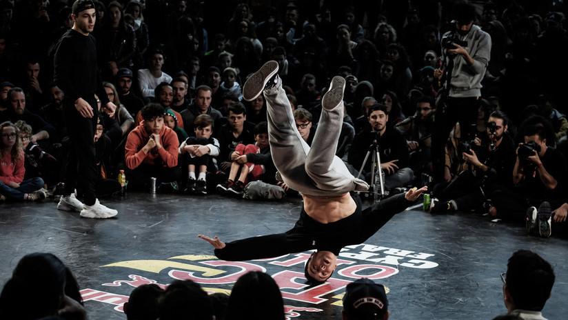 El COI aprueba la propuesta para incluir el 'breakdance' como nueva disciplina olímpica