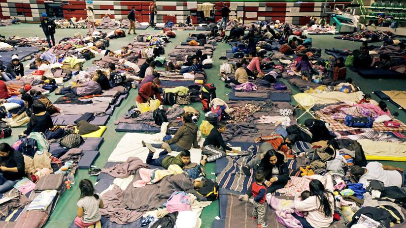 """México se prepara para recibir la """"caravana madre"""" con 20.000 migrantes centroamericanos"""