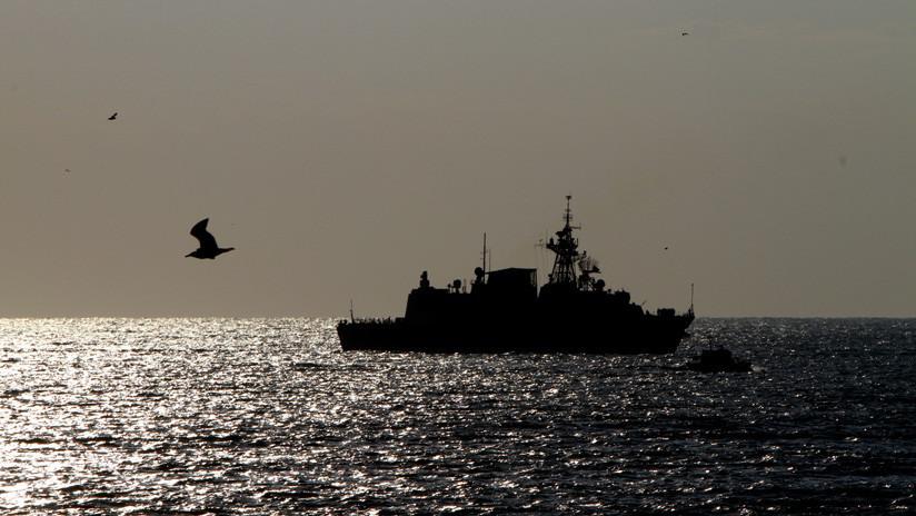 FOTOS: Buques de guerra de la OTAN entran en el mar Negro