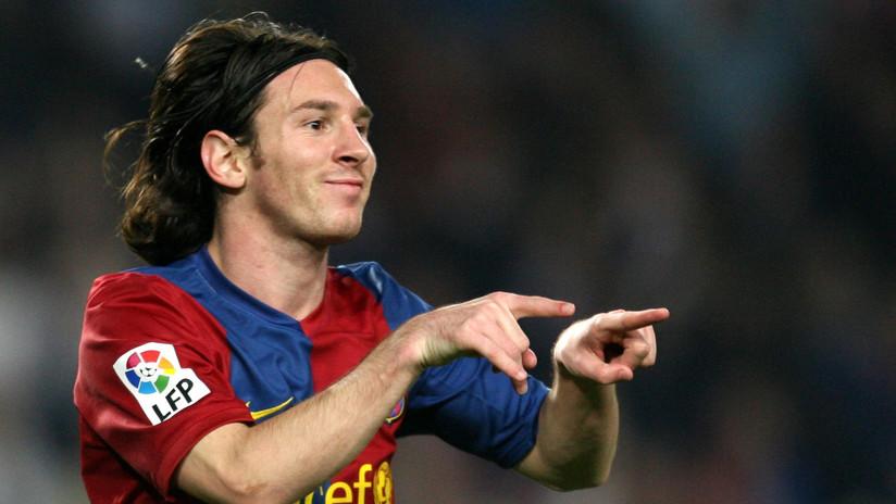 VIDEO: Escogen un gol de Messi 'al estilo Maradona' como el mejor de la historia del Barcelona
