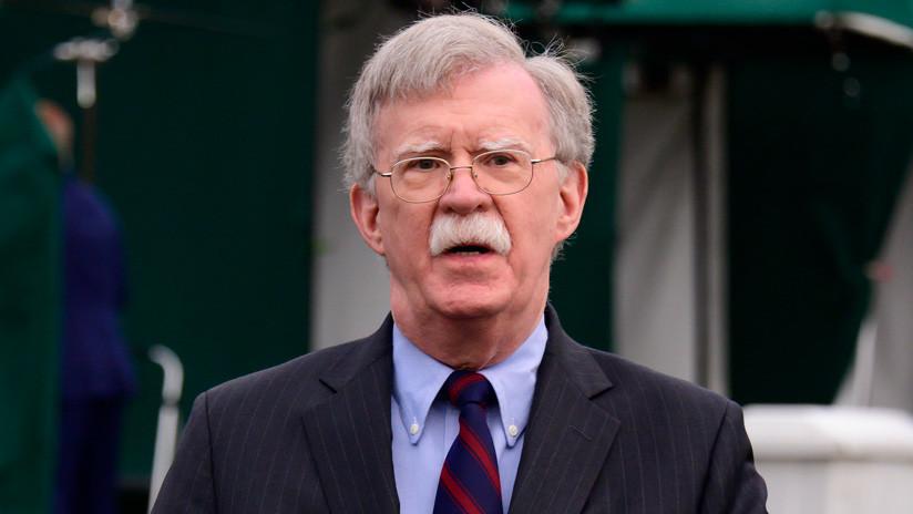 """EE.UU. considerará el despliegue de fuerzas armadas de otros países en Venezuela """"como una amenaza directa a la paz"""""""