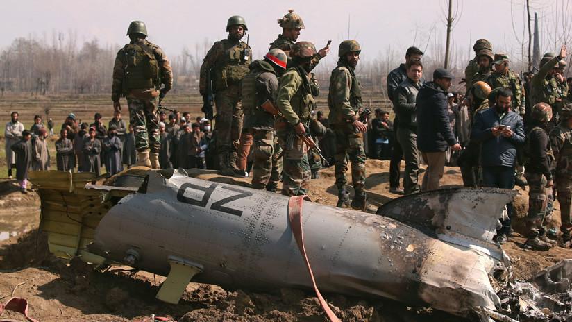 El helicóptero de la Aviación india estrellado durante las tensiones con Pakistán pudo haber sido derribado por fuego amigo
