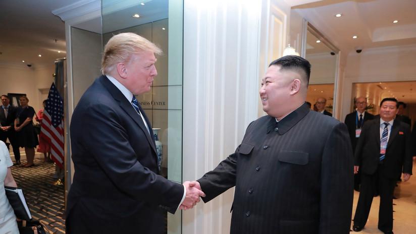 Reuters: Trump le pidió a Kim transferir sus armas nucleares a EE.UU.