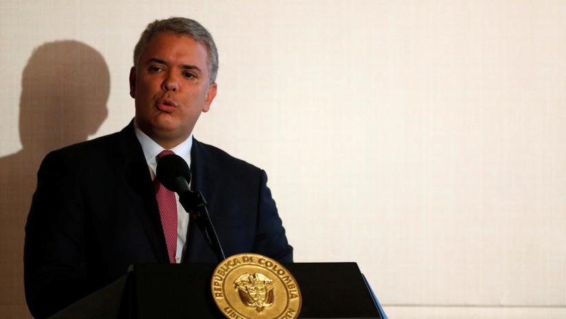 """Trump arremete contra Iván Duque: """"Hay más drogas saliendo de Colombia ahora"""""""