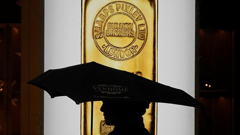 Rusia continúa acumulando oro y podría comenzar a importarlo
