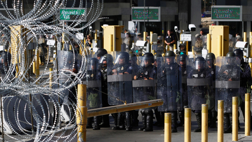 """""""No estoy jugando"""": Trump amenaza con mantener cerrada """"durante mucho tiempo"""" la frontera con México"""