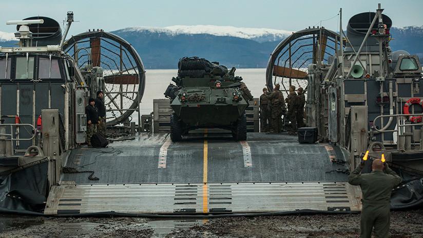 Desplazar las tropas sin previo aviso: EE.UU. vuelve a una estrategia de los años de la Guerra Fría