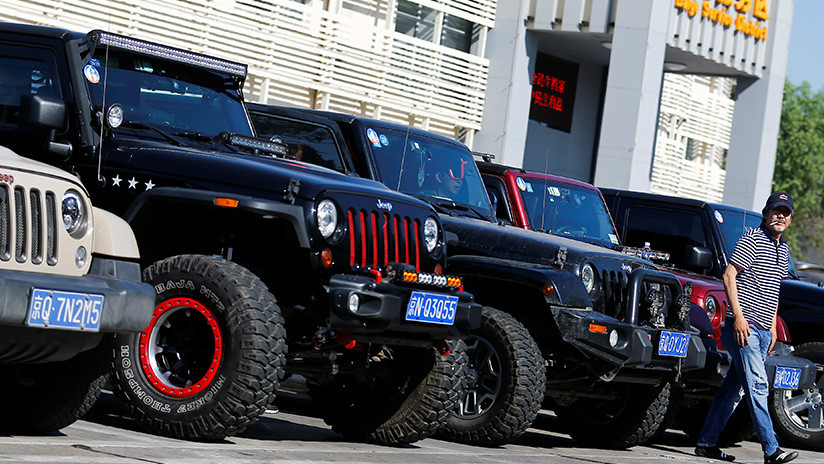 China prorroga la suspensión de los aranceles a los vehículos estadounidenses