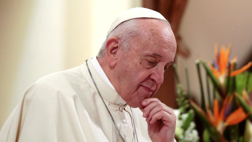 """Papa Francisco: """"Estamos en una tercera guerra mundial a pedacitos"""""""