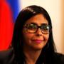 Delcy Rodríguez, vicepresidenta ejecutiva de Venezuela