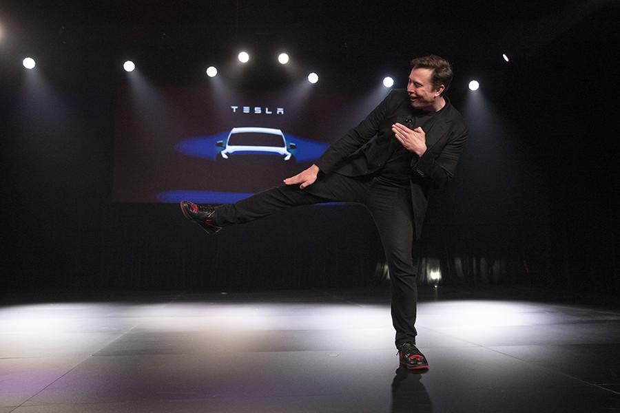 5c8bb1f108f3d904408b4568 Fotografías y Video: #Tesla presenta Model Y, su nuevo coche eléctrico