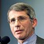 Anthony Fauci, director del Instituto Nacional de Alergias y Enfermedades Infecciosas de EE.UU.