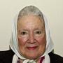 Nora Cortiñas, fundadora de Madres de Plaza de Mayo.