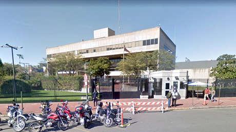 Embajada de EE.UU. en Buenos Aires, Argentina