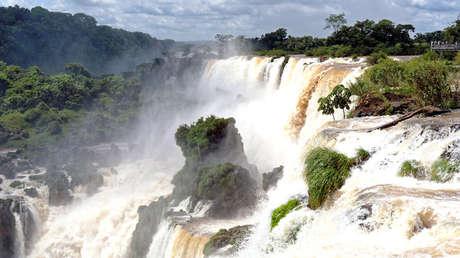 El descubrimiento que podría llevar a reescribir la historia de las cascadas