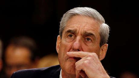 Robert Mueller en el Capitolio, Washington (EE.UU.), 2013.