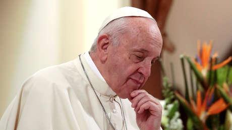 Jorge Mario Bergoglio, el papa Francisco.