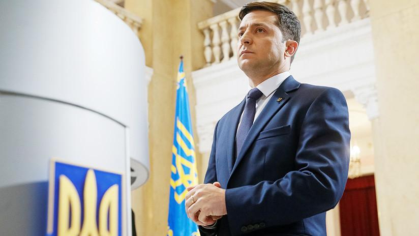 De las pantallas a la realidad: ¿Quién es el cómico que podría convertirse en presidente de Ucrania, y a qué se debe su éxito?