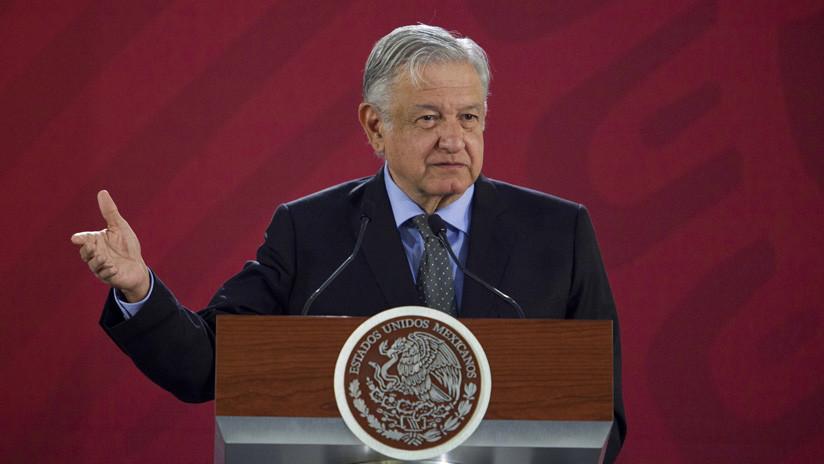 """""""Es como un elefante reumático"""": López Obrador pide ayuda para que su Gobierno """"camine"""" y prudencia ante las amenazas de Trump"""